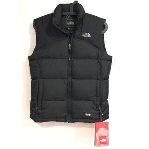The North Face Goose Down Fill 600 Girl's Vest